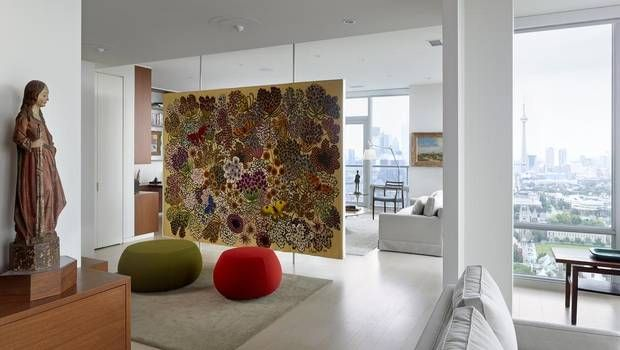 Is this Canada\u0027s most beautiful condo? A look at Sonja Bata\u0027s home