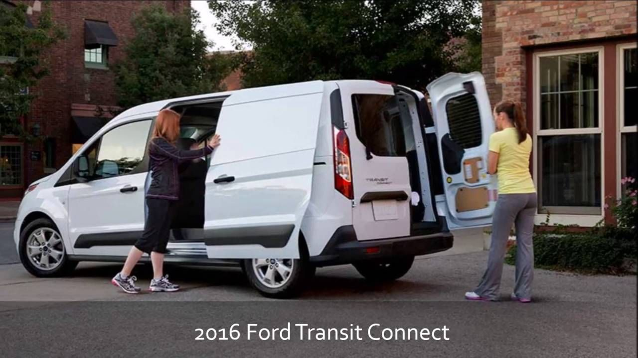 2016 Ford Transit Connect At Tallahassee Ford Lincoln Serving