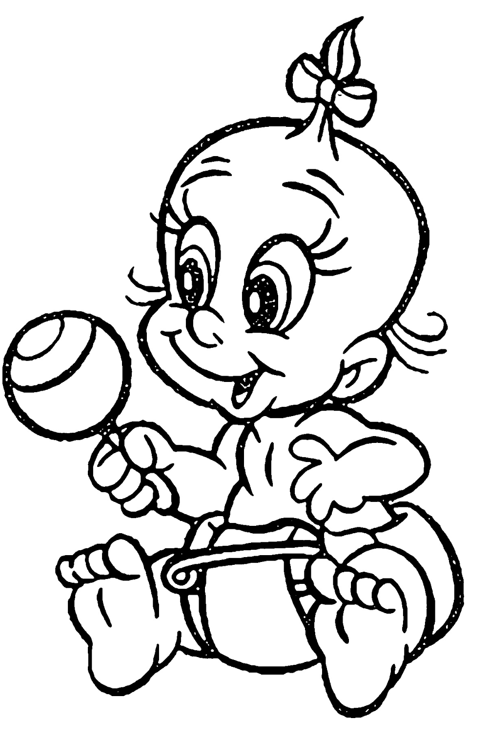 Baby Alive Coloring Pages Printable Coloring Pages Baby Alive Drawing Activities