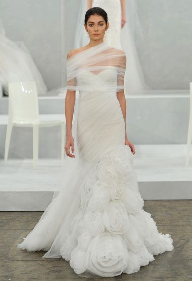 Monique Lhuillier Spring 2015 Bridal Collection – Ethereal Daydream