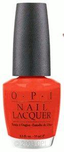 OPI Nail Polish - L64 Cajun Shrimp