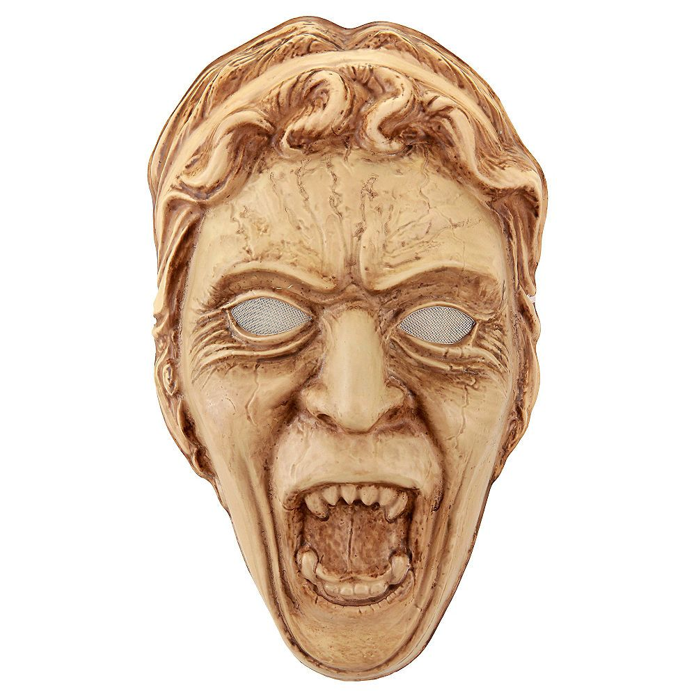 Dr. Who Weeping Angel Mask Image 1 Weeping angel