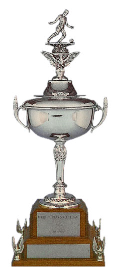 North American Soccer League Champions Trophy Awarded Between 1970 1980
