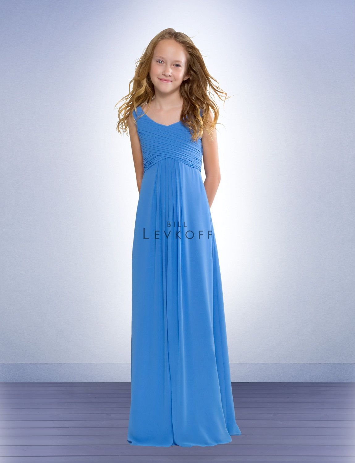 Junior bridesmaid dress option after we hem it up to tea length i may have found my babys dress junior bridesmaid dress of style 53702 flower girl and junior bridesmaids by bill levkoff ombrellifo Image collections