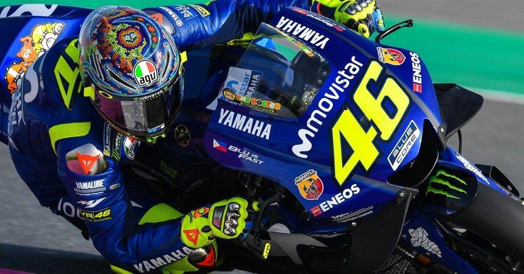 Motogp 2018 Rossi In Yamaha Per Altri Due Anni Valentino Rossi