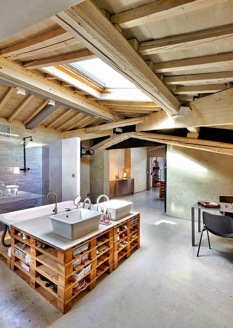 Reciclado de palets: ideas para tu hogar   Reciclado de palets ...