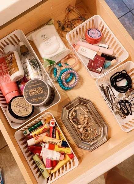 Desk Organization Tumblr Makeup Vanities 60 New Ideas