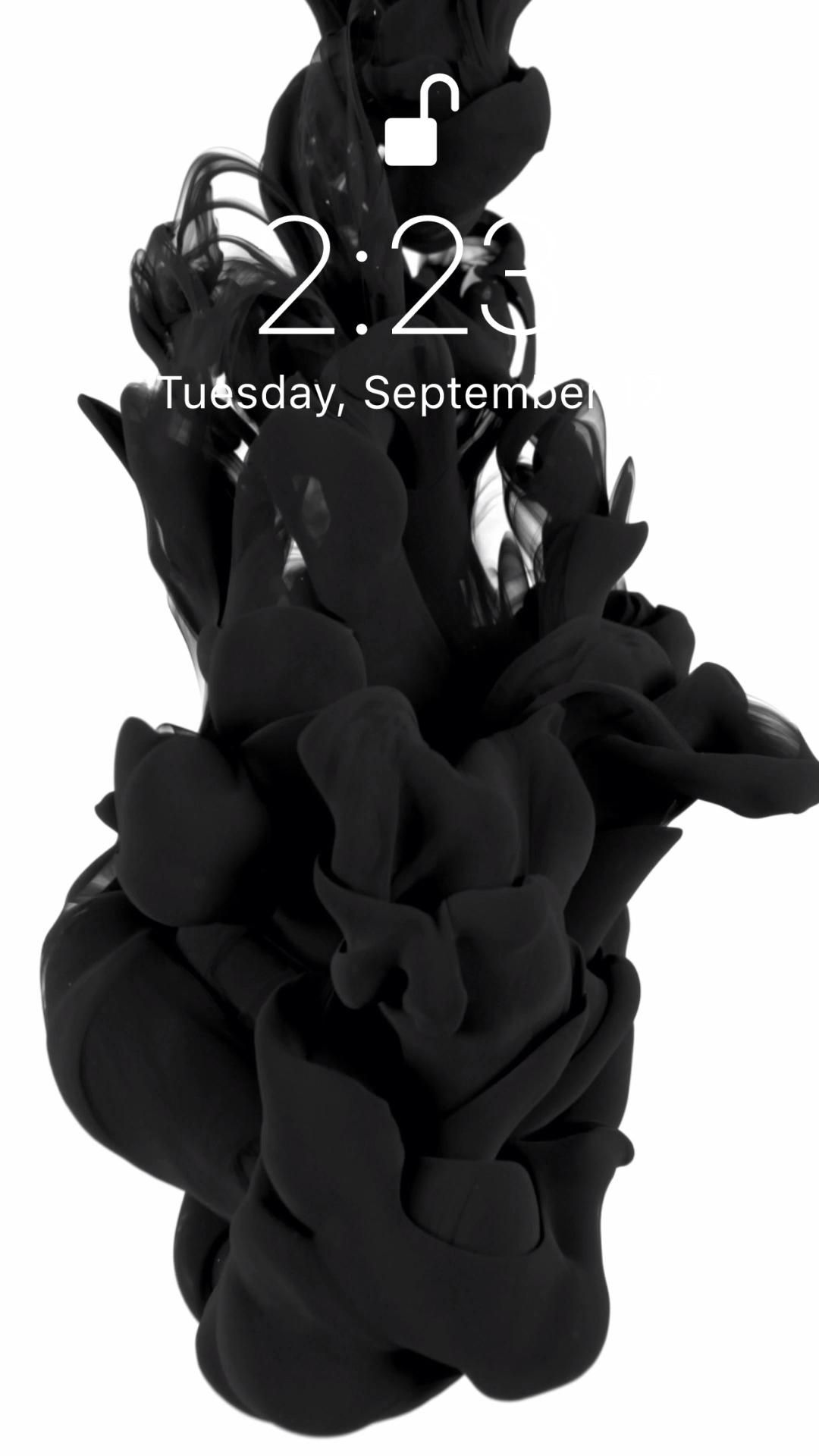 Download New Black Iphone X Wallpaper for iPhone XS Max Today
