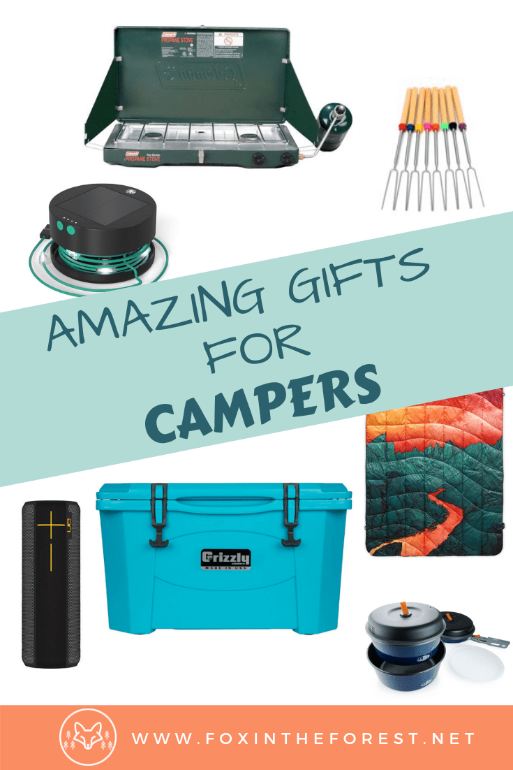Awesom Camping Gifts That Any Camper Would Go Gaga For Essential Camping Gear Best Camping Gear Car Camping Gear