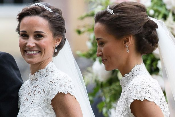 Image Result For Pippa Middleton Wedding Hair Braiding Guides