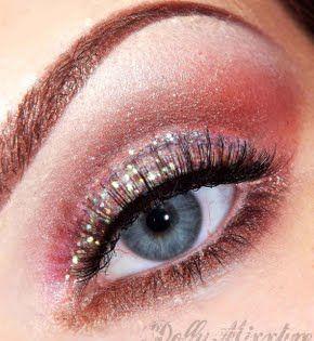 Pretty Sleeping Beauty Eyes Eye Makeup Styles Beautiful Eye