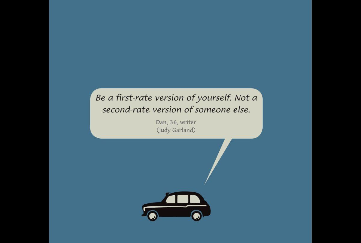 Taxi Driver Quotes Amazing 9 Inspiring Quotes From Taxi Cab Passengers  Thoughts And Wisdom Inspiration