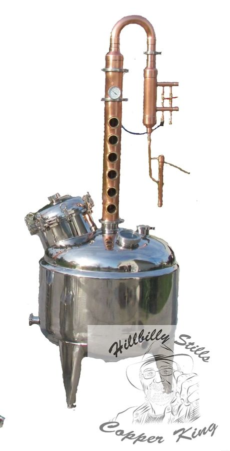 50 Gallon All Copper kettle   Home brewing beer, Moonshine ...