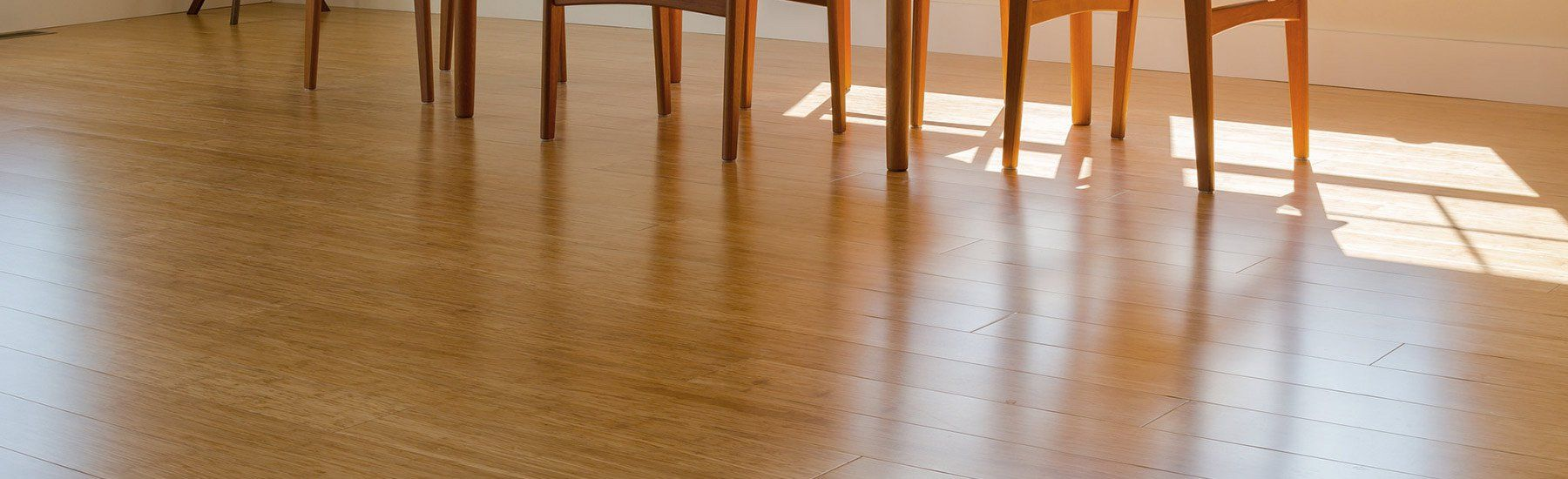 Luxury Vinyl Plank - Natural Wide+ Click Flooring - Cali Bamboo