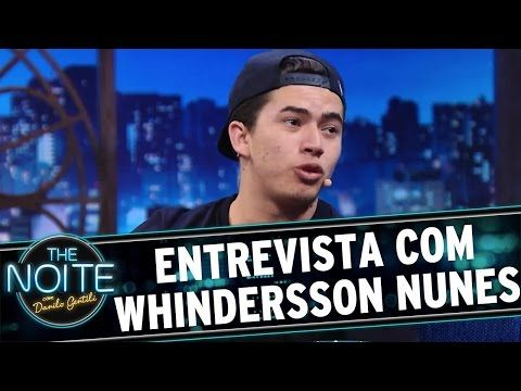 The Noite 25 03 16 Entrevista Com Whindersson Nunes Download