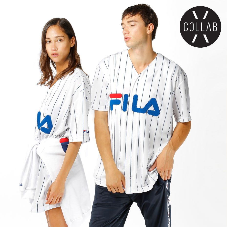 Pin by Antonetta Domingo on FILA Shirts | Shirts, T shirt, Fila