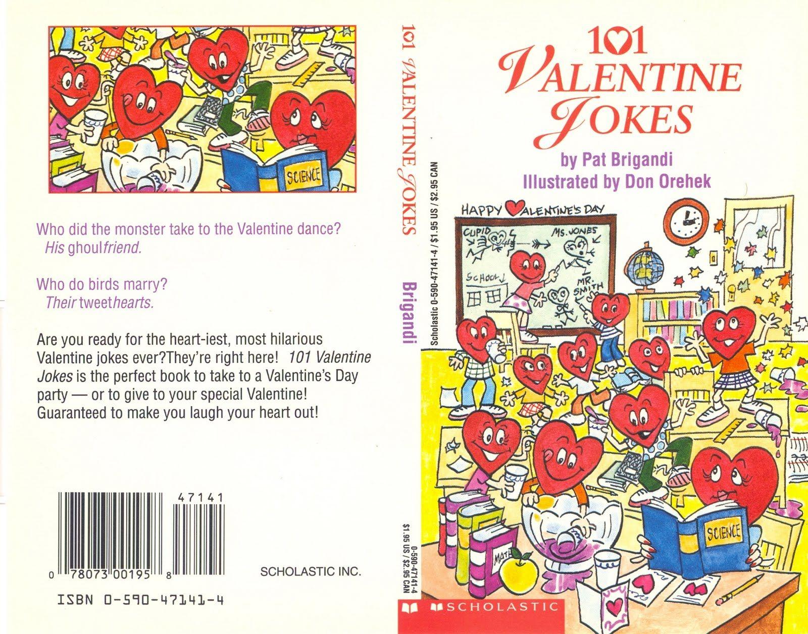 259 101 Valentine Jokes