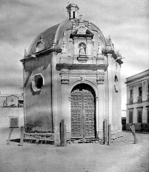 Capilla de la Concepción Cuepopan, Ciudad de México.