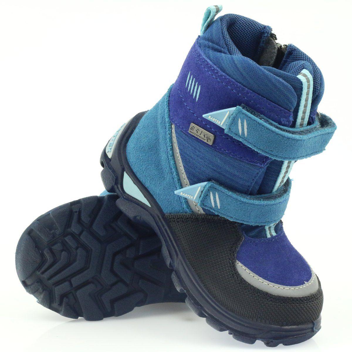 Kozaki Dla Dzieci Bartek Trzewiki Z Membrana Bartek 21759 Childrens Boots Boots Shoes