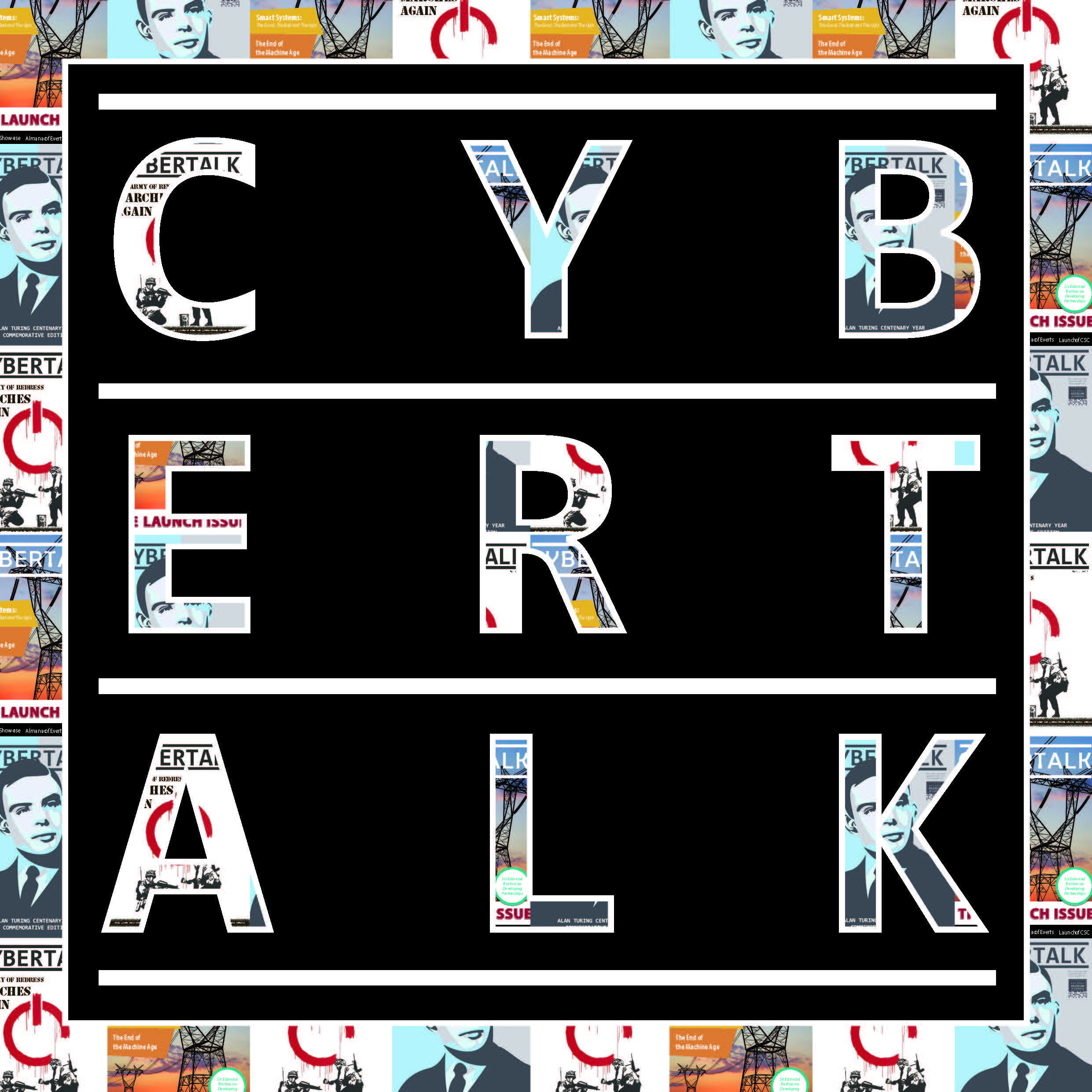 CyberTalk Issue 4 Media Pack Front Cover