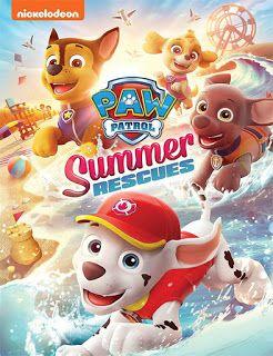 Paw Patrol Summer Rescues 2018 Latino Pelicula Completa Animacion Ulla Canina Son Perros De Rescate En Entrenam Paw Patrol Dvd Watch Paw Patrol Paw Patrol