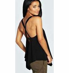 boohoo Claire Strappy Cami - black azz25453 Transparent evening tops are everywhere this season. Shake it up in sheer shell tops, panelled shirts and cutting-edge crops. Add attitude in an A line skirt and slinky strappy heels . Statement separ http://www.comparestoreprices.co.uk/womens-clothes/boohoo-claire-strappy-cami--black-azz25453.asp
