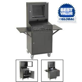 Computer Cabinet For LCD Monitors   Stay Organized!   Pinterest ...