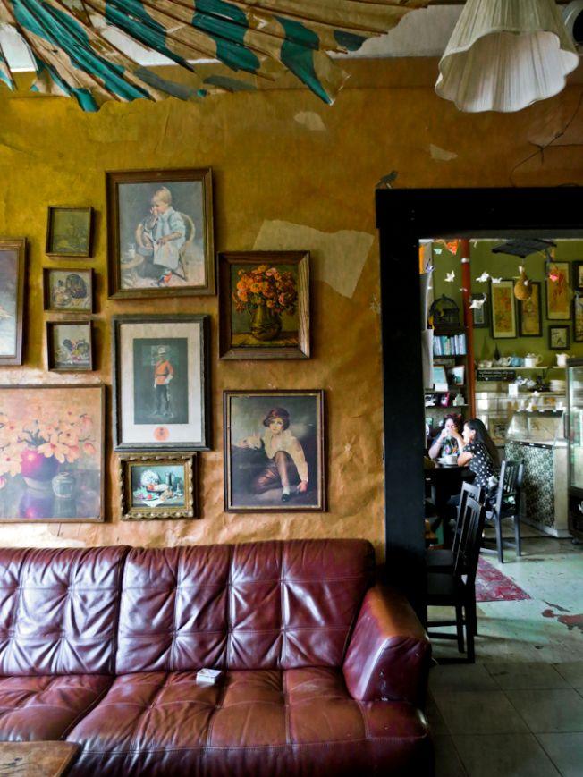 Dr Bombay S Underwater Tea Party Restaurant Wall Tea Party Tea House