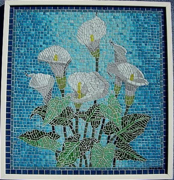 Mosaic Art Gallery Gl Tile Of 04