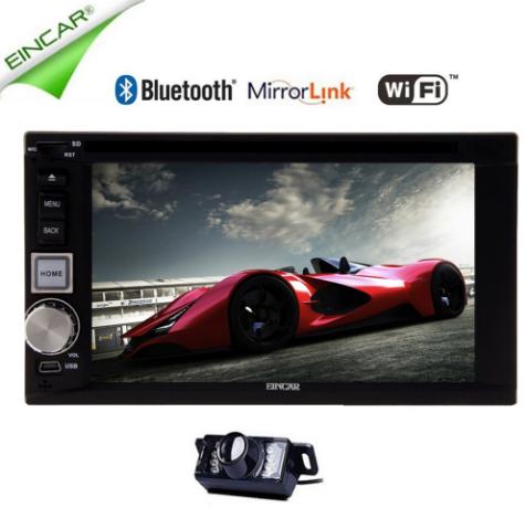 EinCar 6 2 Inch Android Car DVD Player 2 Din Android 5 1 Autoradio
