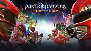 Power Rangers Legacy Wars Hack Power Rangers Ranger Saban S