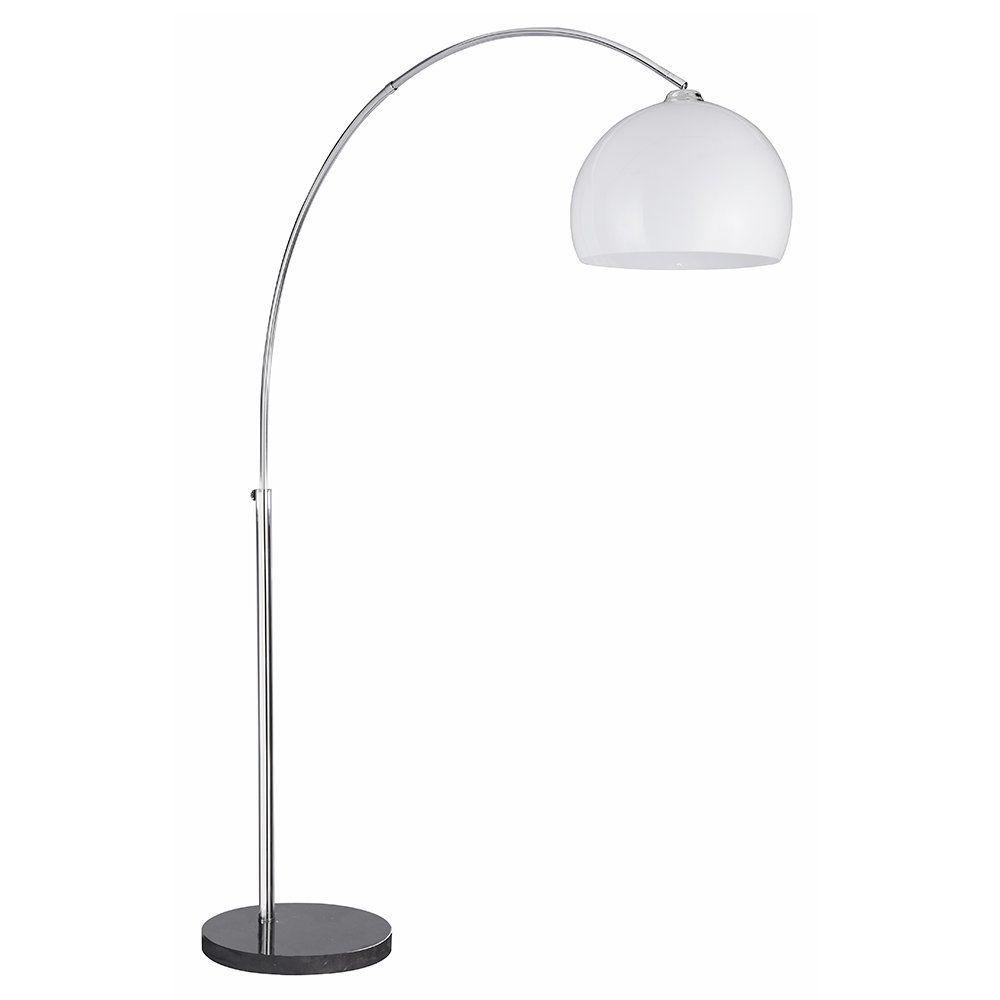Searchlight 1037CC Arcs 1 Lt Large Chrome Arc Standard Floor Lamp ...