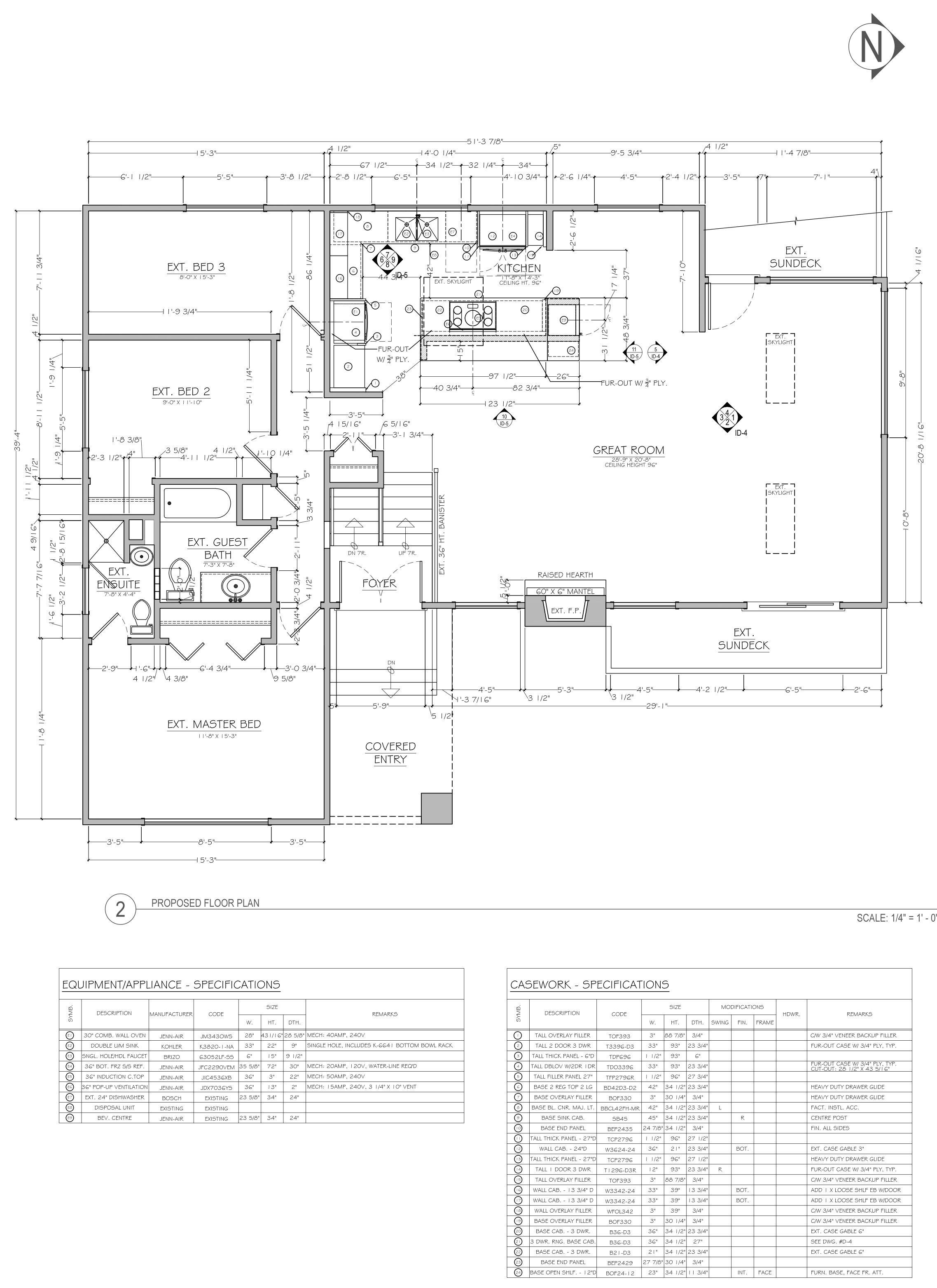 Kitchen Floor Plan Courtesy Corey Klassen Interior Design Floor Plans Kitchen Floor Plans Universal Design