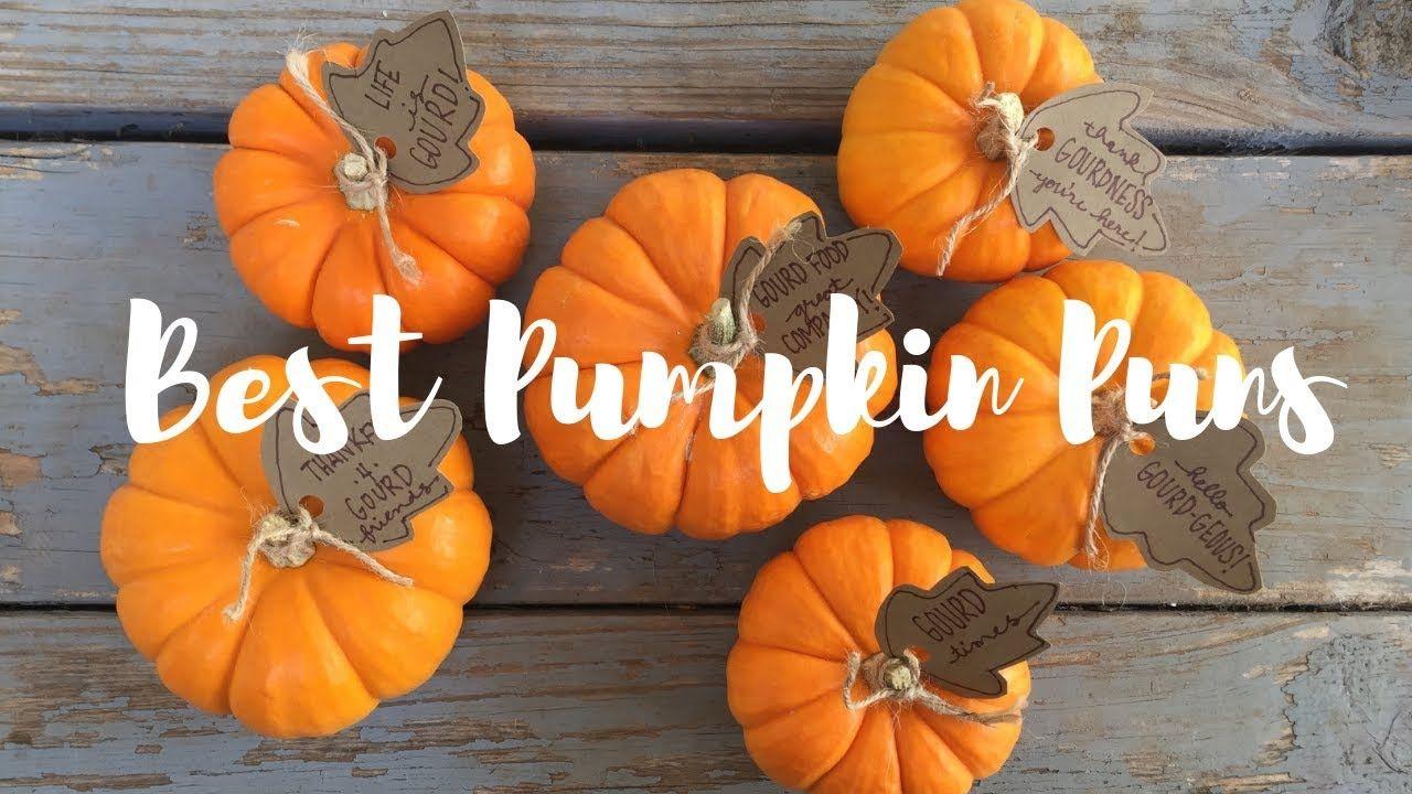 How To Create Pumpkin Tags Pumpkin Puns For Thanksgiving Pumpkin Easy Pumpkin Pumpkin Puns