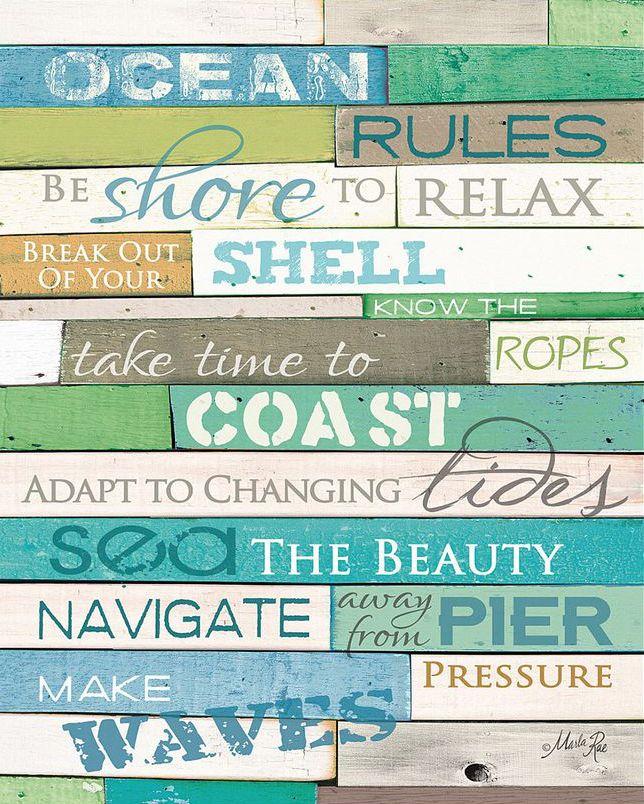 Ocean Rules
