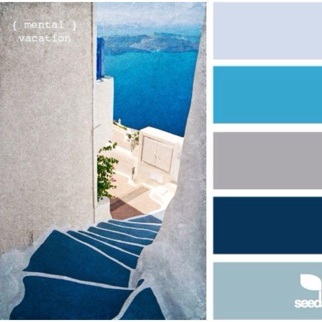 Unique What Color is Blue Grey
