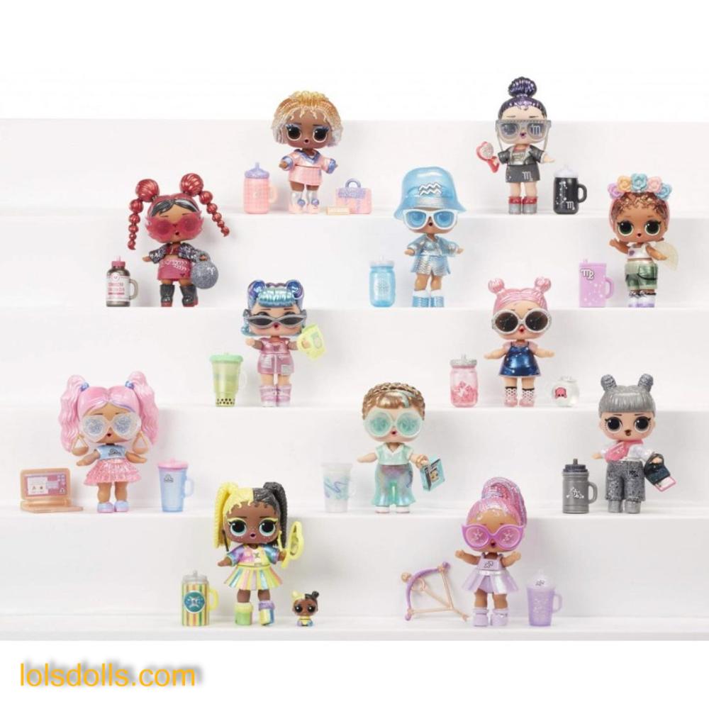 Lol Surprise Present Surprise Series 2 Review Lolsdolls Lol Dolls Kids Toys Geometric Gift
