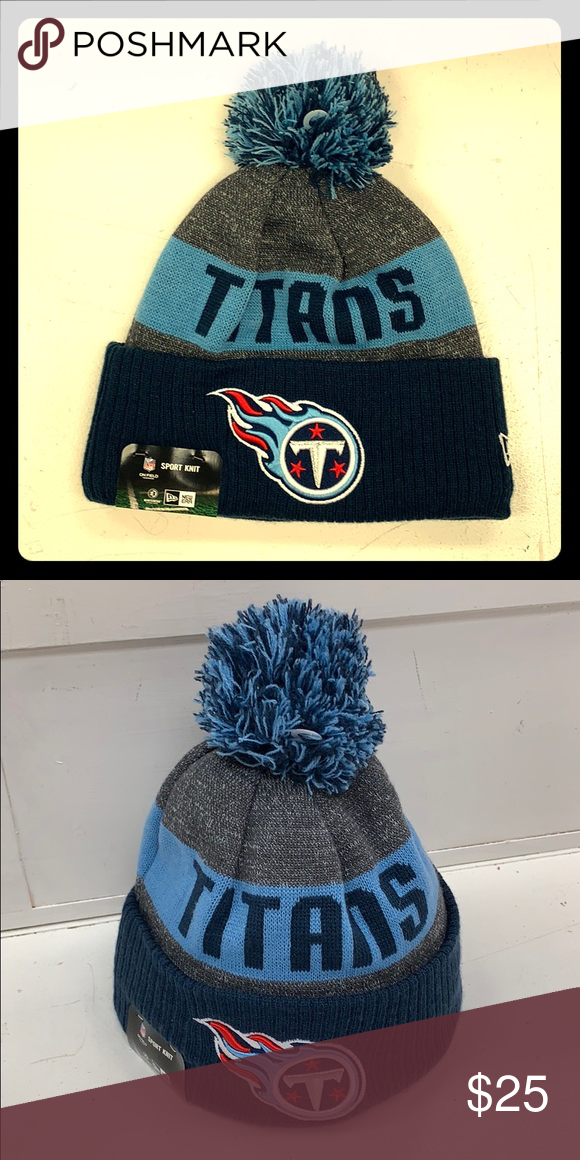 e080f7f1e0d NFL Tennessee TITANS Beanie great condition brand new Beanie! New Era  Accessories Hats