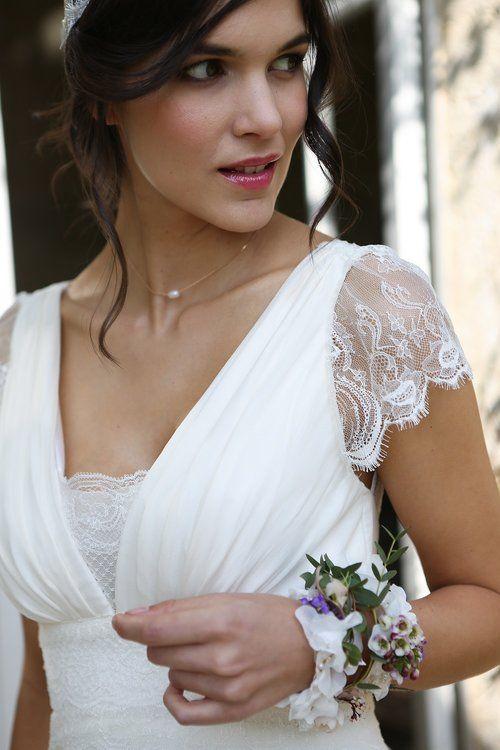 Robes de mariée Elsa Gary 2020 : légèreté, élégance et naturel pour cette nouvelle collection ! #légèreté, #de #et