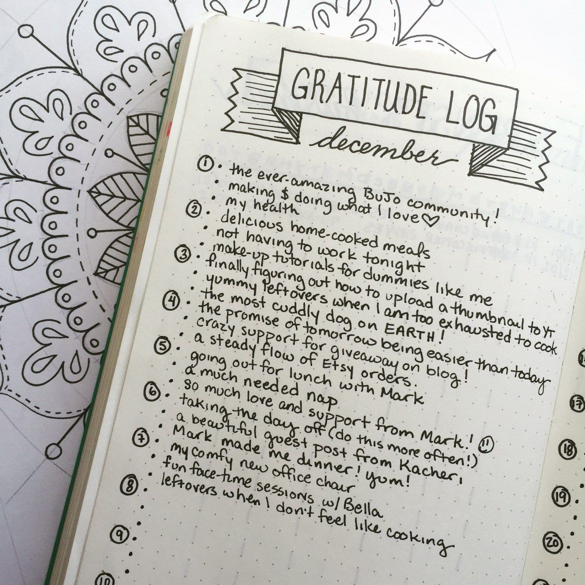 How Gratitude Can Shift Your Life\'s Perspective | Gratitude, Bullet ...