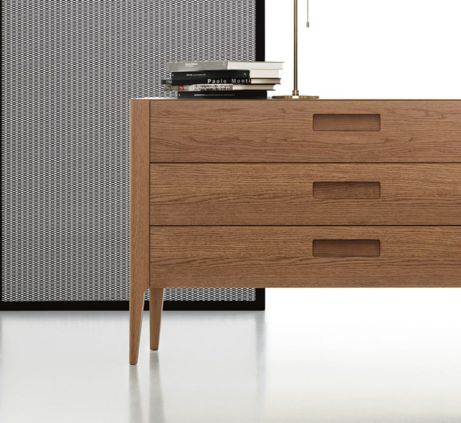 Novamobili Giotto Chest Of Drawers   Go Modern Furniture