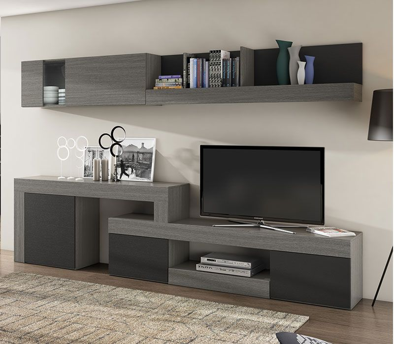 Pin by urvil oswal on home interior pinterest tv units for Muebles modulares para sala