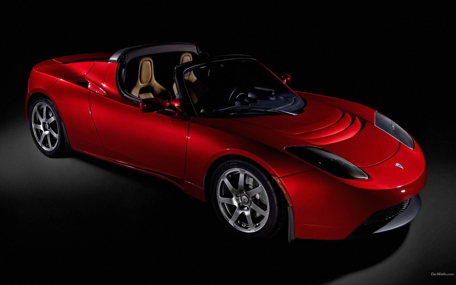 Ultra HD Tesla Roadster 01 1920 1200 Auto elettriche
