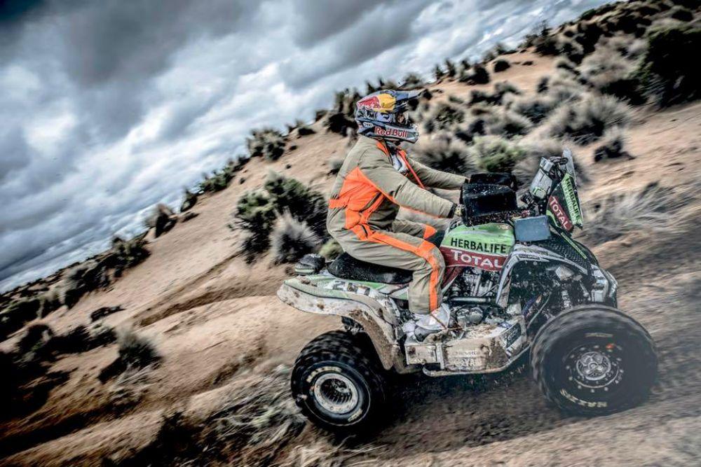 Dakar 2017, etapa 8: Ignacio Casale é líder entre os quads
