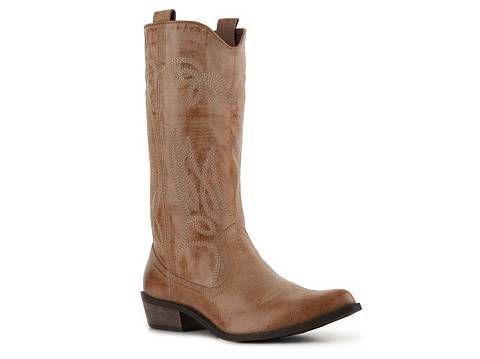 496b1b63729bdd Cat Cooper. THESE  Coconuts Lynn Western Boot New Western Boots ...