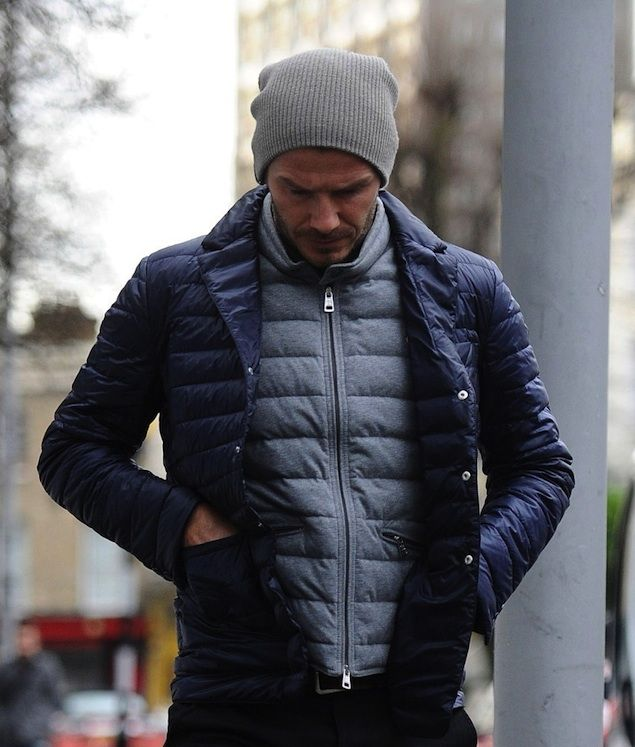 moncler down quilted coat