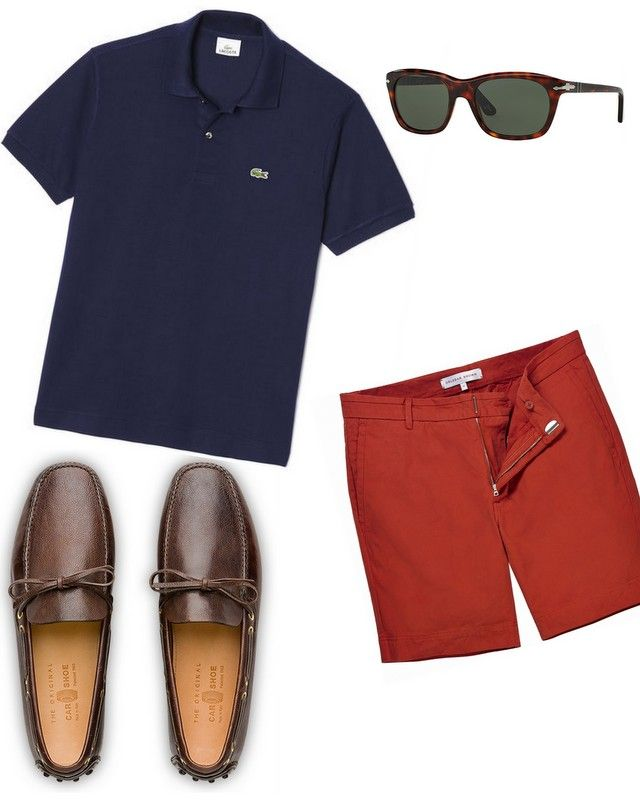 Lacoste, Orlebar, Cars Shoes