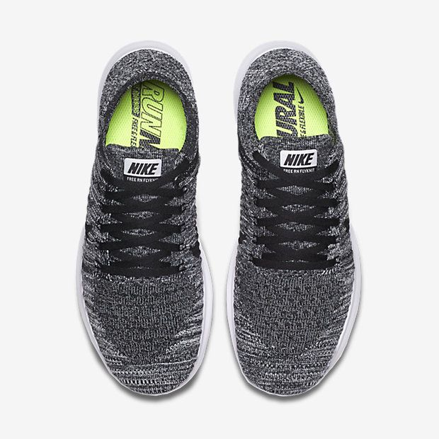 Nike Free RN Flyknit Women's Running Shoe I love these for casual wear, but  not