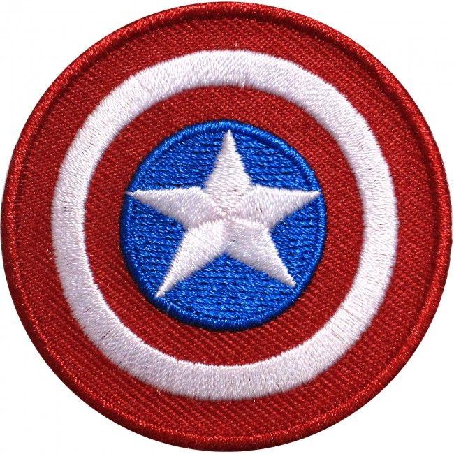 Marvel Comics Hydra Logo Crest Iron on Patch