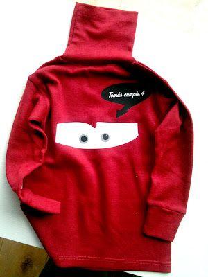 Fiesta Cars by LauraLerycke. Que viva Rayo McQueen!! camiseta para cumpleañero